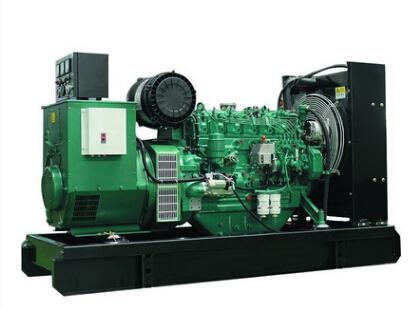 亳州全新上柴200kw大型柴油发电机组