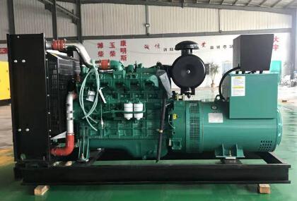 亳州全新潍柴150kw大型柴油发电机组