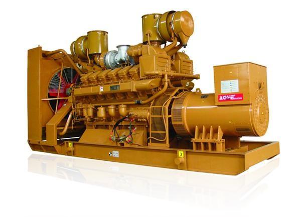 亳州济柴190kw系列柴油发电机组