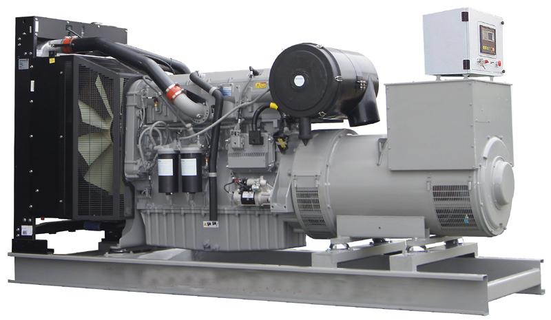 亳州帕金斯系列柴油发电机组