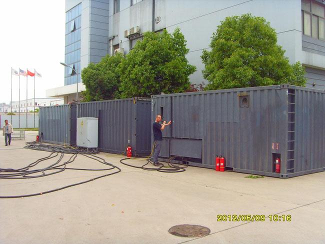 亳州集装箱二手发电机