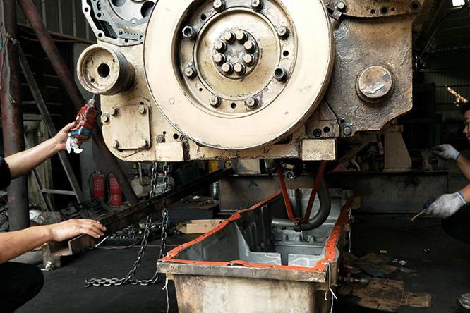 亳州柴油发电机维修