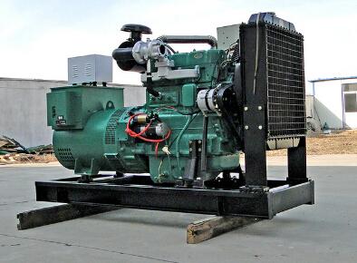 亳州大观县宗申动力50kw大型柴油发电机组