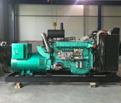 亳州大观县宗申动力300kw大型柴油发电机组