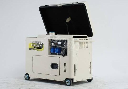 亳州二手科克8kw小型柴油发电机组