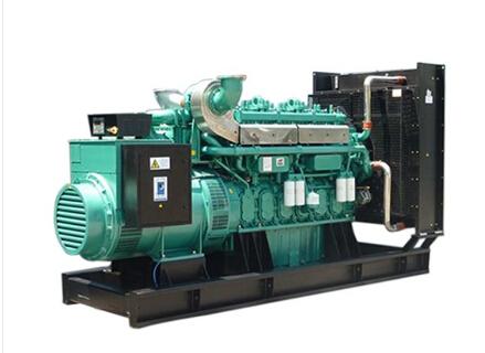 亳州大观县宗申动力400kw大型柴油发电机组