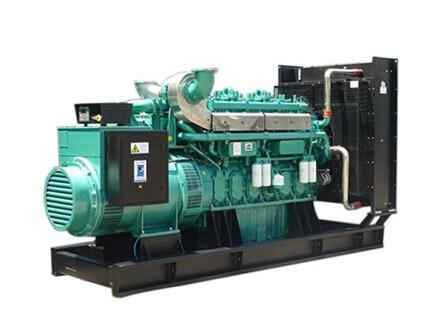 亳州大观县宗申动力250kw大型柴油发电机
