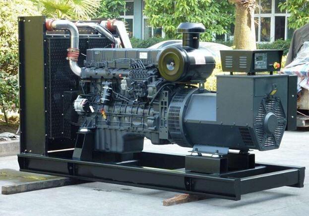 亳州蒙城本田150kw大型柴油发电机组