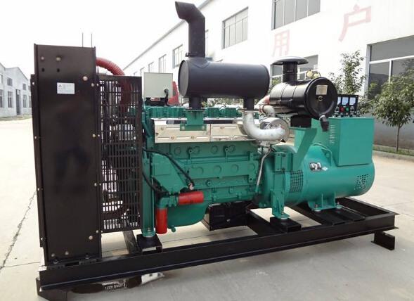 亳州谯城二手潍柴400kw大型柴油发电机组