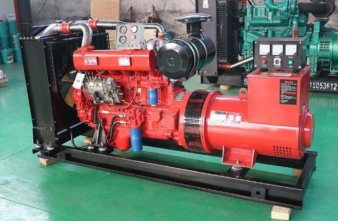亳州蒙城本田200kw大型柴油发电机组