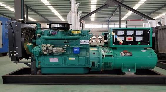 亳州蒙城本田250kw大型柴油发电机组
