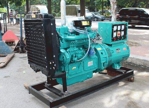 亳州蒙城本田30kw小型柴油发电机组