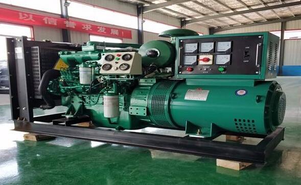 亳州蒙城本田300kw大型柴油发电机组